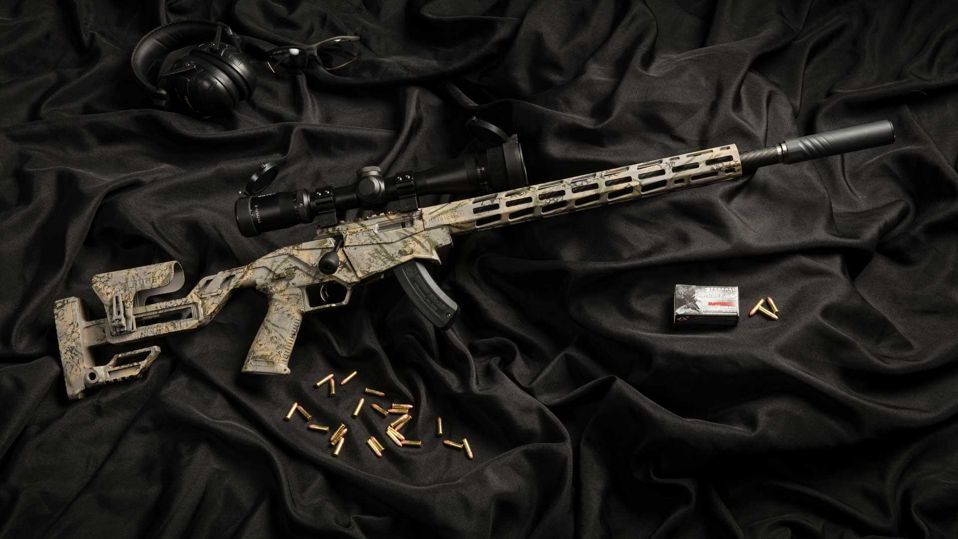 Cerakote Weapon